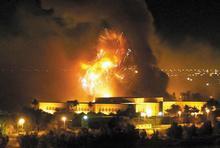 Illegal war in Iraq