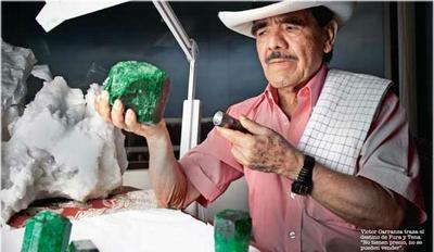 Victor Carranza traza el destino de Fura y Tena