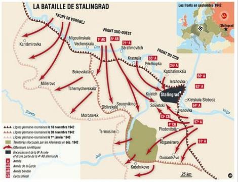 Luffwaffe Stalingrad Rings