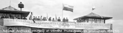 Republicanos en Mauthausen