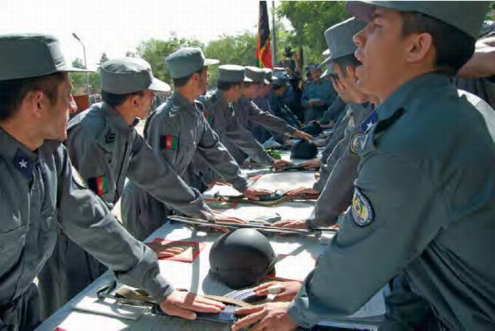 ... And Established National And Sub National Police Bureaucracyu2013attend An  Average Of 21 Weeks Of Basic Training, Followed By Weeks Of Field Training.  |309|