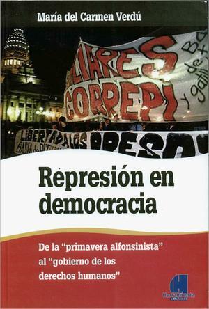 Represión en democracia