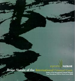Rome Statute of the International Criminal Court.
